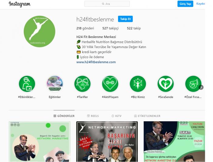 h24fitbeslenme-portfolio-instagram