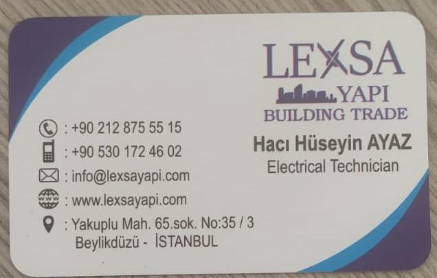 lexsa-yapi-kartvizit